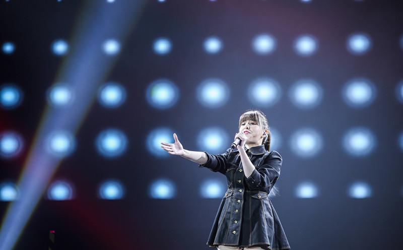 全媒体推荐女歌手最热门人气女歌手贝贝