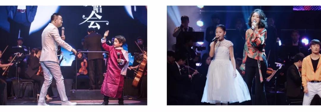 舞蹈、情景演出交加,更有为演唱会选出的小朋友Q萌助阵。