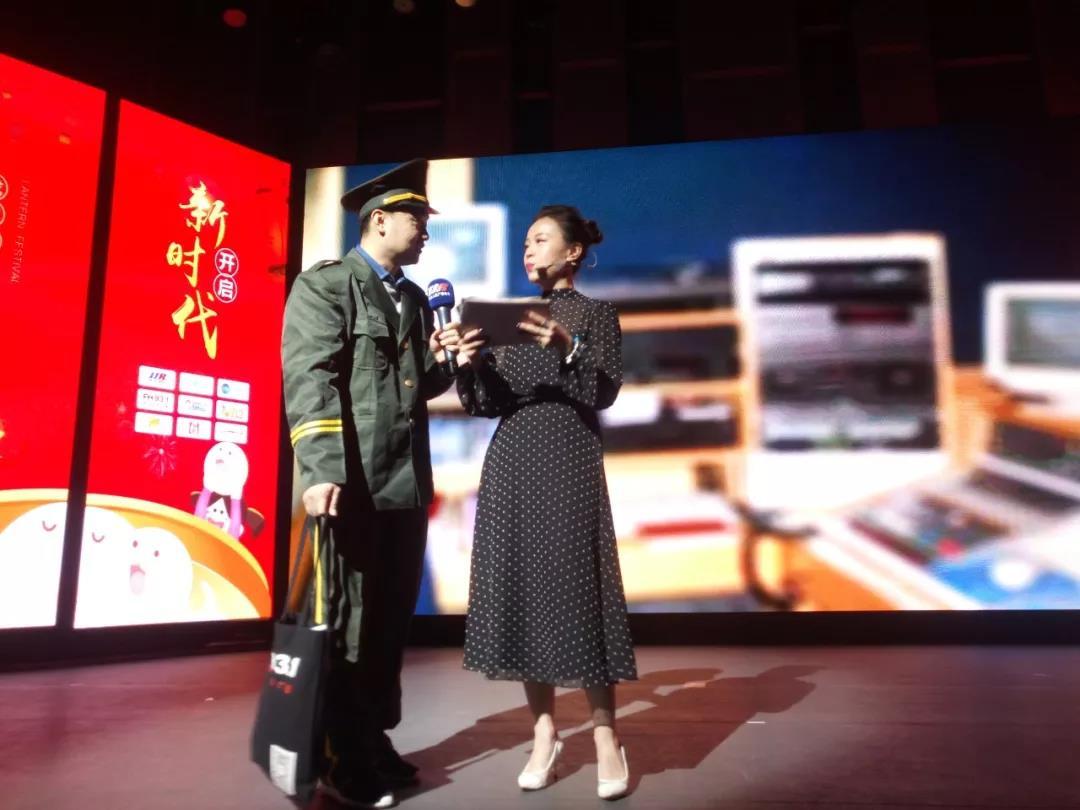 FM93.1郑州经济广播《广播新时代,声音总相伴》,用舞台剧的方式,一幕一幕,温情上演。