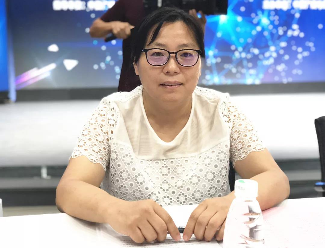 郑州人民广播电台副台长张红雨